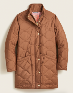 Quilted Cocoon Puffer with PrimaLoft®