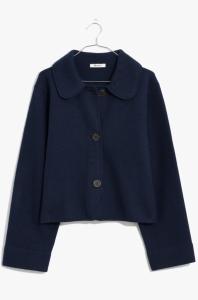 Edenton Boiled Wool Sweater Jacket