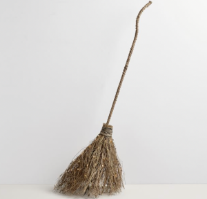 Broom with Lights