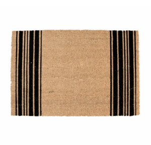 French Striped Doormat