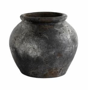 Aged Terracotta Jar