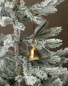 Curved Brass Bell