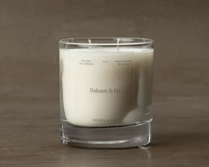 Balsam & Fir Candle