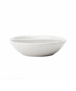 Taupe Stoneware Pinch Pot