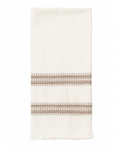 Woven Stripe Tea Towel