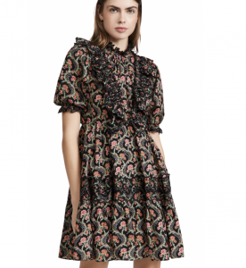 Mini Frill Dress