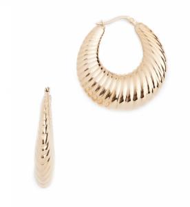Sadie Hoop Earrings