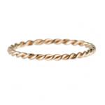 Skinny Twine Ring