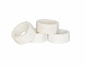 White Marble Napkin Rings (Set of 4)