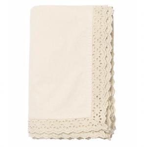 Eyelet Tablecloth