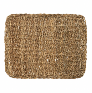 Woven Seagrass Rectangle Placemat