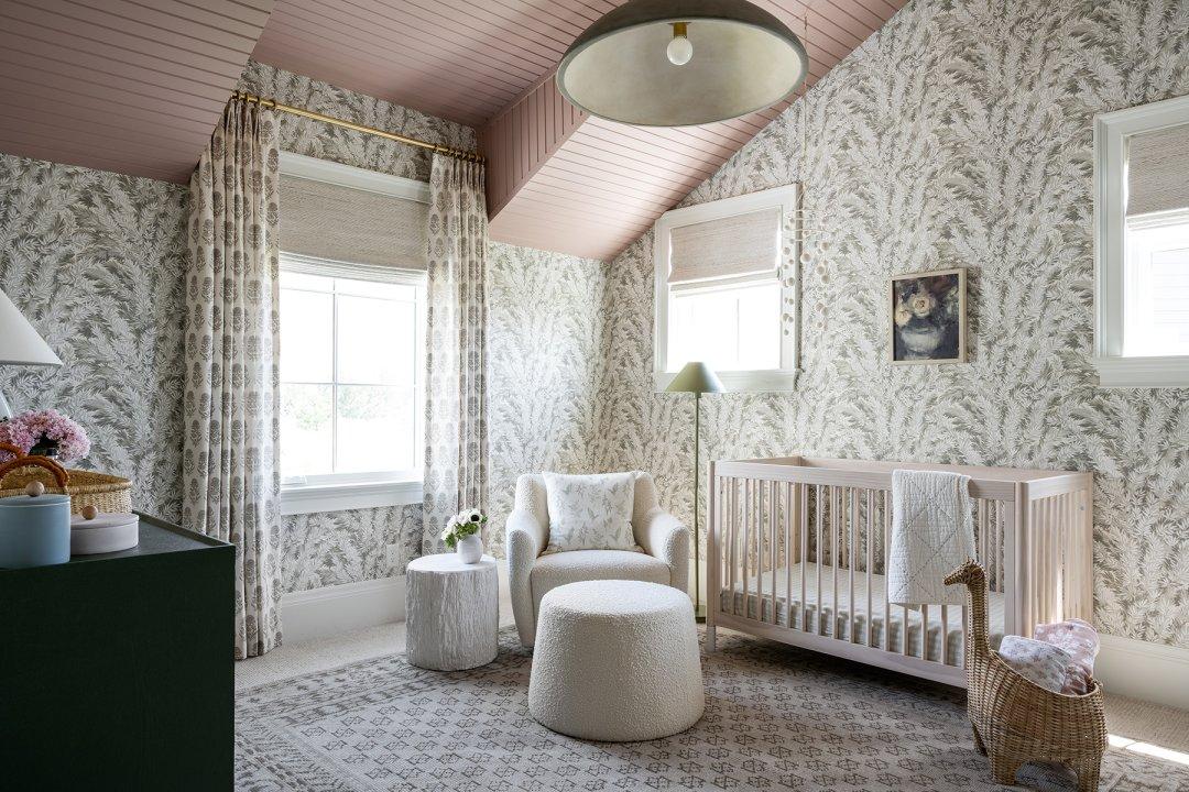 The McGee Home: Margot's Nursery