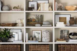 7 Ways to Style Coffee Table Books