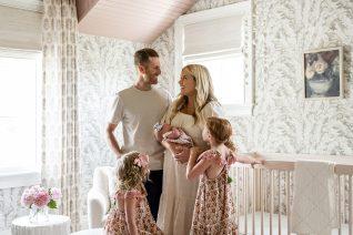 Margot McGee's Nursery Reveal