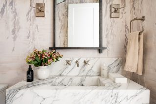 How to Get Your Powder Room Guest Ready